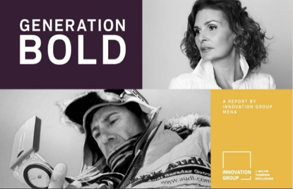 J. Walter Thompson MENA + Generation Bold Deep Dive - J. Walter Thompson MEA