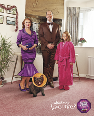 Nestle + Family Portraits - J. Walter Thompson London