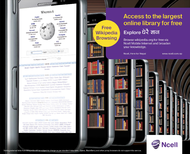 NCELL + Free Wikipedia - Thompson Nepal Private Limited