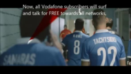Vodafone + Sponsorship of NFT 2 - J. Walter Thompson Athens
