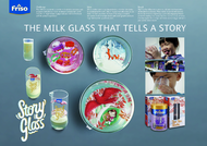 Friso + Story Glass - J. Walter Thompson Singapore