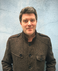Simon Welsh - Chief Creative Officer