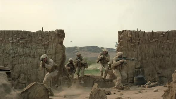 United States Marine Corps + Home of the Brave - J. Walter Thompson Atlanta