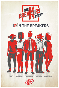 Nestle + The Breakers Party - J. Walter Thompson Sydney