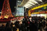 Taiwan Blood Service Foundation + Red Christmas - J. Walter Thompson Taipei