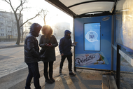 Nestle + Bus stop - J. Walter Thompson Group Poland