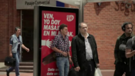 Nestle + Kit Kat Massage Billboard - J. Walter Thompson Colombia