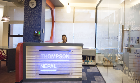 Nepal - Thompson Nepal Private Limited