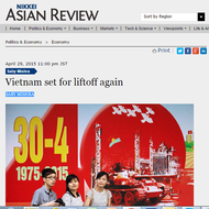 J. Walter Thompson Vietnam + Vietnam set for liftoff again - J. Walter Thompson Vietnam