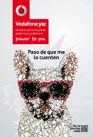 Vodafone + Vodafone yu: - J. Walter Thompson Madrid