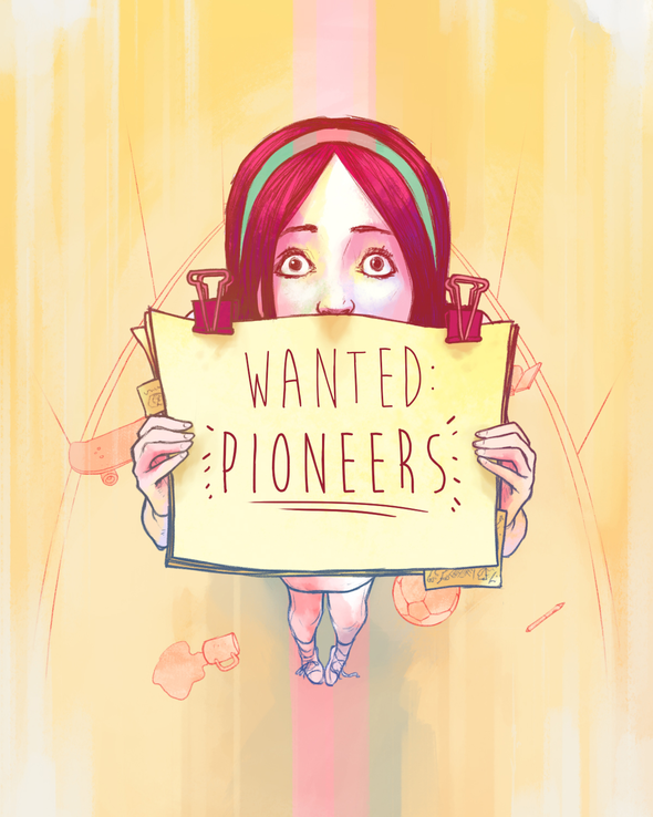 Join J. Walter Thompson: Wanted: Pioneers - J. Walter Thompson Manila
