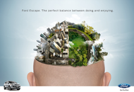 Ford + two hemispheres - J. Walter Thompson Chile