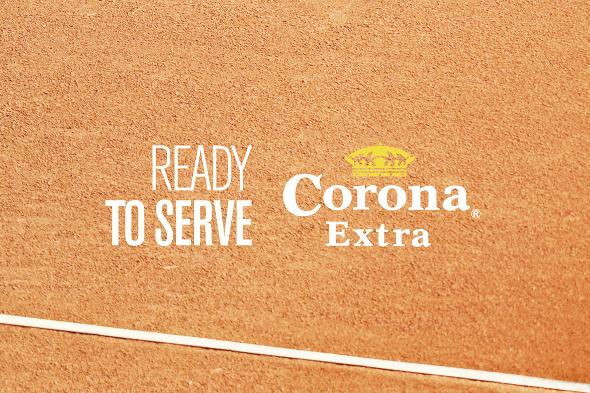 Corona + Sponsorship ATP World Tour 500 - J. Walter Thompson Madrid