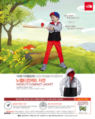 The NorthFace + Safe, Strong and Comport in the tough nature - J. Walter Thompson Korea