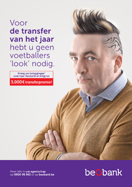 Beobank + Transfer - J. Walter Thompson Brussels