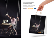Samilia + Samilia responsible shopper bag - J. Walter Thompson Brussels