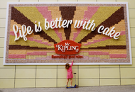 Premier Foods + 'Life is better with cake' Poster - J. Walter Thompson London