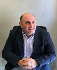 Dikran Kalaydjian - Chief Financial Officer