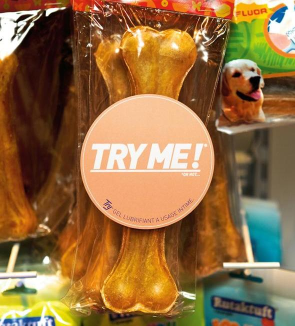 Bayer + Try me! - J. Walter Thompson Paris