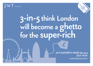 J. Walter Thompson London + Austerity Index Q2 2014: Property Woes Push Brits to Extremes - J. Walter Thompson London