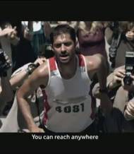 Vodafone + The Athlete - J. Walter Thompson Athens
