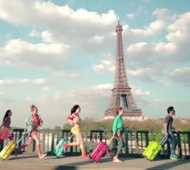 Samsonite Asia Ltd + American Tourister - Take On the World 2013 - J. Walter Thompson Hong Kong