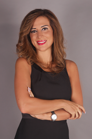 Maysoon Dababneh - Talent Manager, Gulf