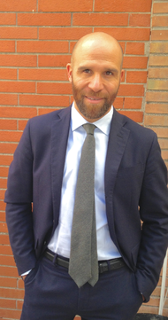 Giuseppe Salinari - General Manager Milan and Rome Offices