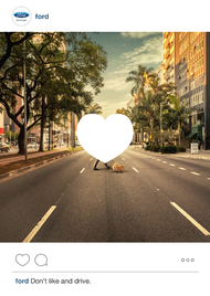 Ford + Don`t like and drive - J. Walter Thompson Brazil