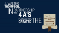 Join J. Walter Thompson: THE HELEN LANSDOWNE RESOR SCHOLARSHIP - J. Walter Thompson Worldwide