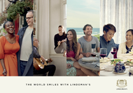 Treasury Wine Estates + The World Smiles With Lindeman's - J. Walter Thompson Melbourne