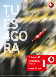 Vodafone Portugal + Vodafone LTE flies high - J. Walter Thompson Lisboa