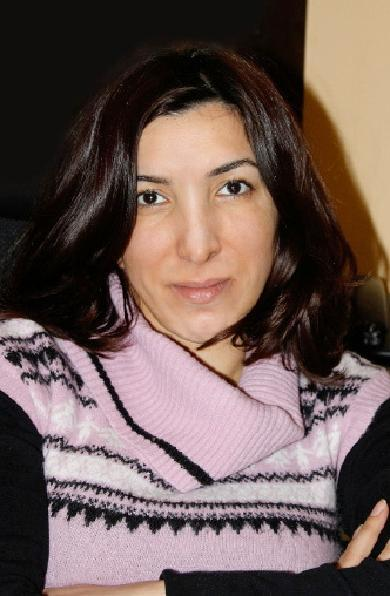 Rima Anka - Regional Finance Director, Levant