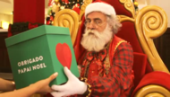 Coca-Cola + Thank you, Santa. - J. Walter Thompson Brazil
